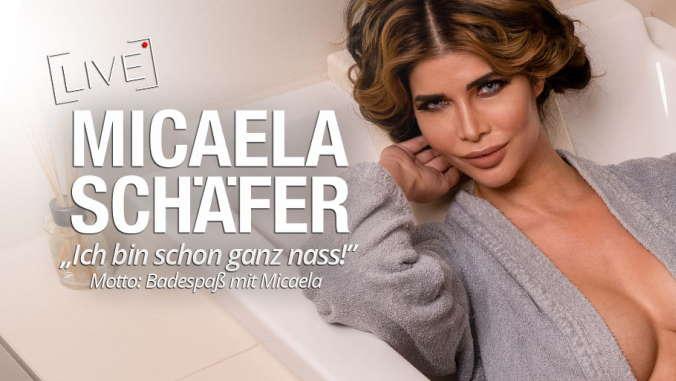 Micaela Schäfer Orgasmusshow