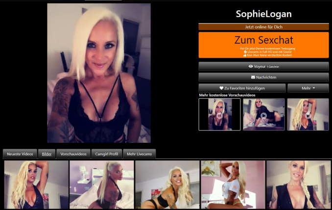 Livestrip - Die Deutsche Sexcam Seite - Deutsche Camgirls