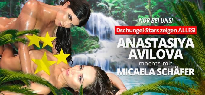 Anastasiya Avilova nackt