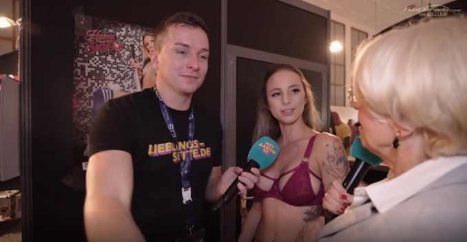 Hanna Secret liebt Arschfick