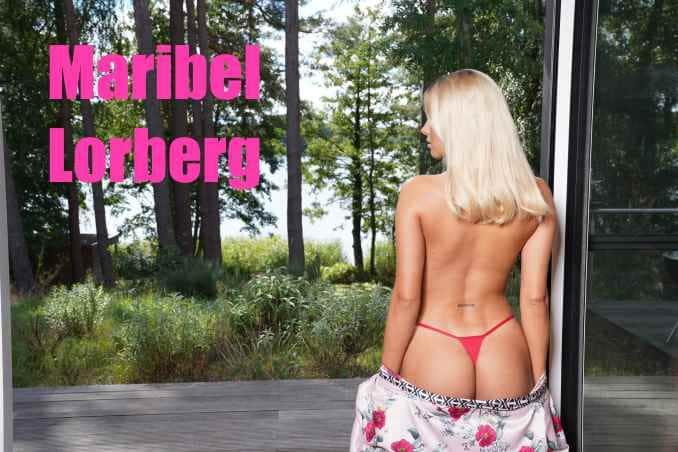 Maribel Lorberg nackt!