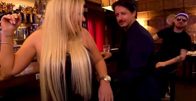 Costas Antonis mit Lena Nitro
