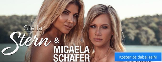 Mica und Stella Stern Live Cam Shows