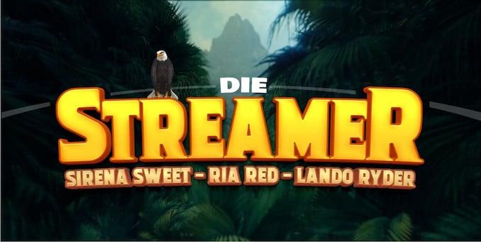 Orgi Pörnchen 8.3 Die Streamer