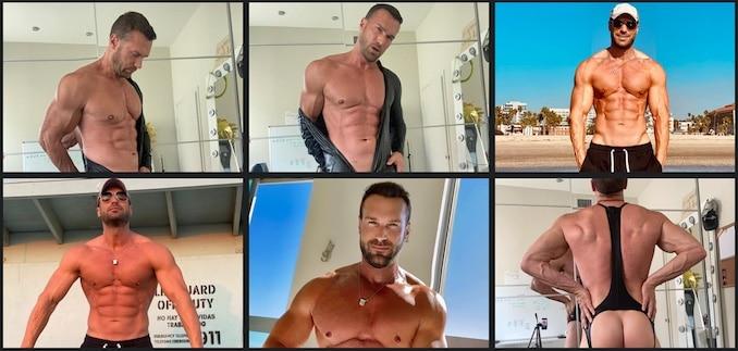 Bastian Yotta nackt auf Visit-X