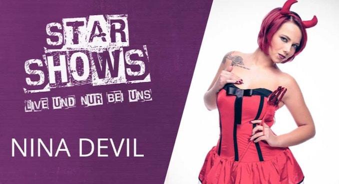 Nina Devil Fundorado Star Shows