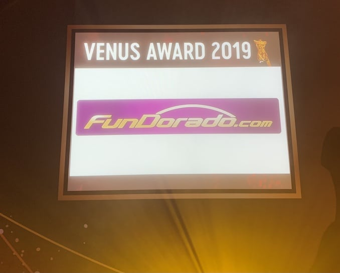 Fundorado hat schon viele Venus Awards gewonnen